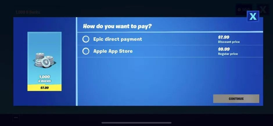 Epic Games Terapkan Microtransaction