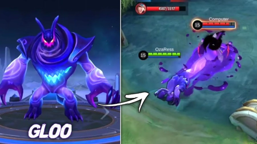 Patch Mobile Legends 1.5.56 Hero Gloo, the Forest Goo
