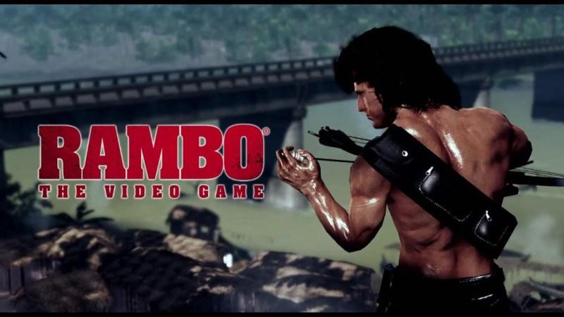 game terburuk Rambo: Game Video