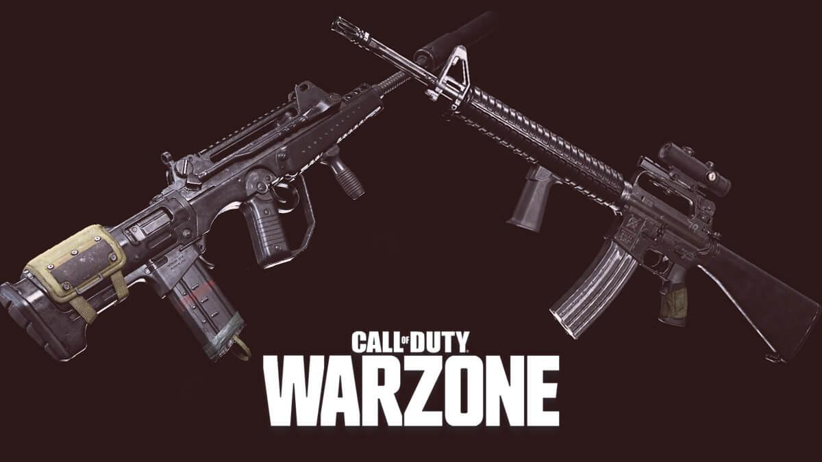 Senjata Terbaik untuk Berperang di Warzone Game Call of Duty