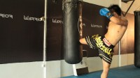 ilustrasi Olahraga Muay Thai