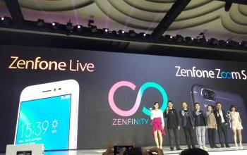 Permalink ke Asus Zenfone Live dan Zoom S Resmi Hadir di Indonesia