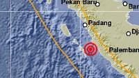 Gempa bumi di Mukomuko, Bengkulu, Senin malam.JPG