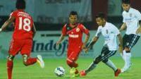 Semen Padang VS Bali United 2016