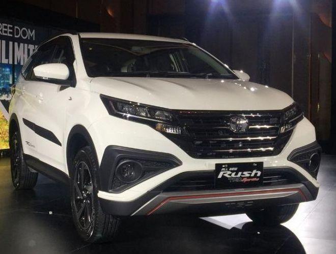 Toyota All New Rush 2018