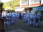Pegawai dan tenaga medis di Rumah Sakit Umun Daerah (RSUD) Dr. Muhammad Zein Painan datangi wakil rakyat di DPRD di Kabupaten Pesisir Selatan, Sumatera Barat (Sumbar).