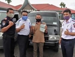 Dishub Payakumbuh Cegah Pungli Dalam Pengujian KIR, Dengan Terapkan Sistem Smart Card