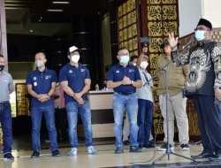 Plt Wali Kota Padang Sambut Baik TDS V Mercedes-Benz