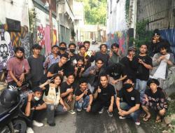 Padang Graffiti United, Komunitas Pembuat Seni Graffiti Asal Kota Padang