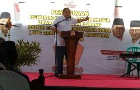 Ketua Badan Pengawas dan Disiplin (BPD) Partai Gerindra, H Bambang Kristiono
