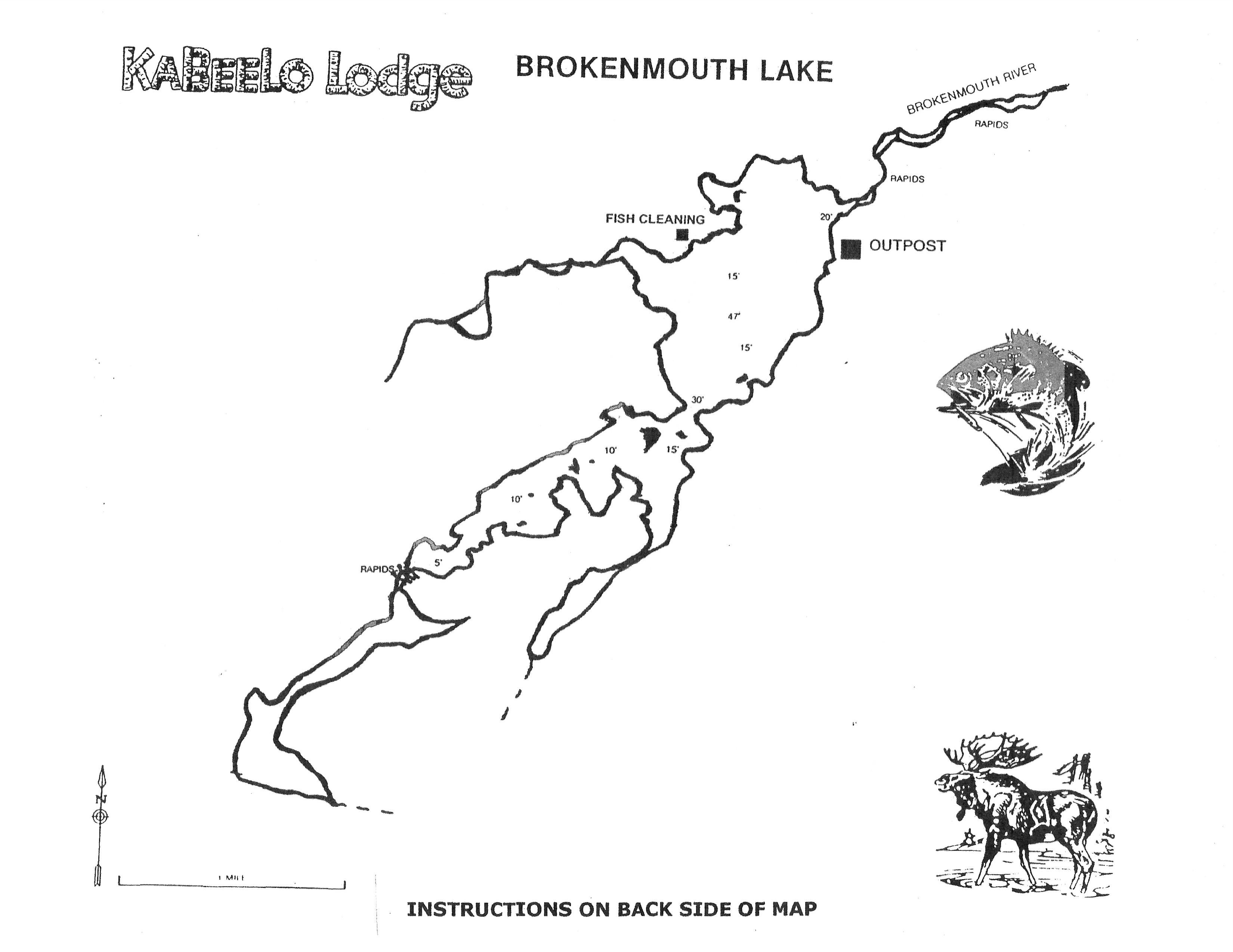 Kabeelo Brokenmouth Lake
