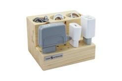 Mini-Organizer für Stecker und Kabel