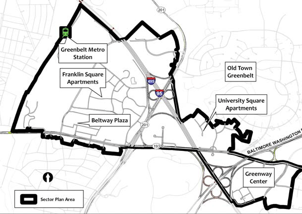 Greenbelt Metro and MD 193 Sector Plan Workshop