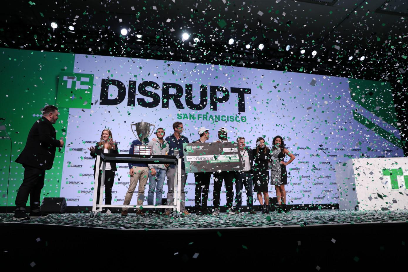 Disrupt San Francisco