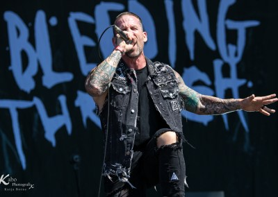 BLEEDING THROUGH – Full Force 2019- Ferropolis Die Stadt aus Eisen