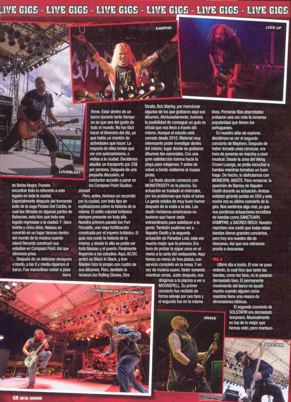 Metal Hammer ESP - Nr303 - Story5