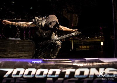 BEHEMOTH – 70000 tons of Metal 2015
