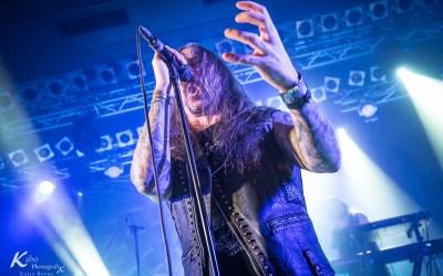 Amorphis, Soilwork u. JINJER – 18.01.2019 – Capitol Hannover