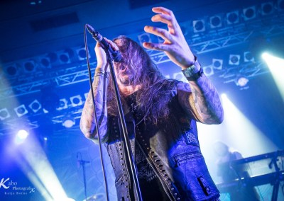 Amorphis – 18.01.2019 – Capitol Hannover