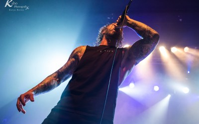 As I Lay Dying, Bleed From Within – Capitol Hannover 14.12.2018