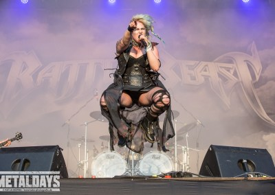 BATTLE BEAST -MetalDays 2018