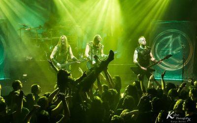 Ensiferum und Fleshgod Apocalypse
