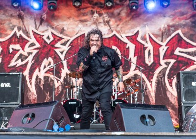 EXODUS – MetalDays 2016