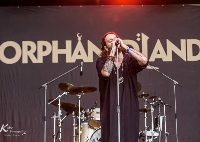 ORPHANED LAND – MetalDays 2016
