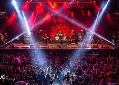SACRED REICH – MetalDays 2016