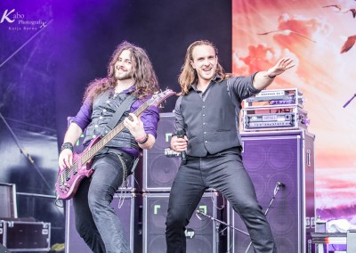 VISIONS OF ATLANTIS – Metal Frenzy Open Air 2017