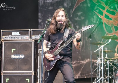 RAGE – Metal Frenzy Open Air 2017