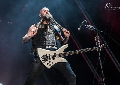 FIVE FINGER DEATH PUNCH – Reload Festival 2016