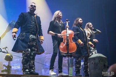 """Sabaton - """"The Great"""" Tour Europa 2020"""