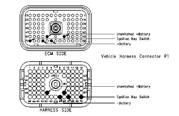 Cat 3126 Engine Diagram