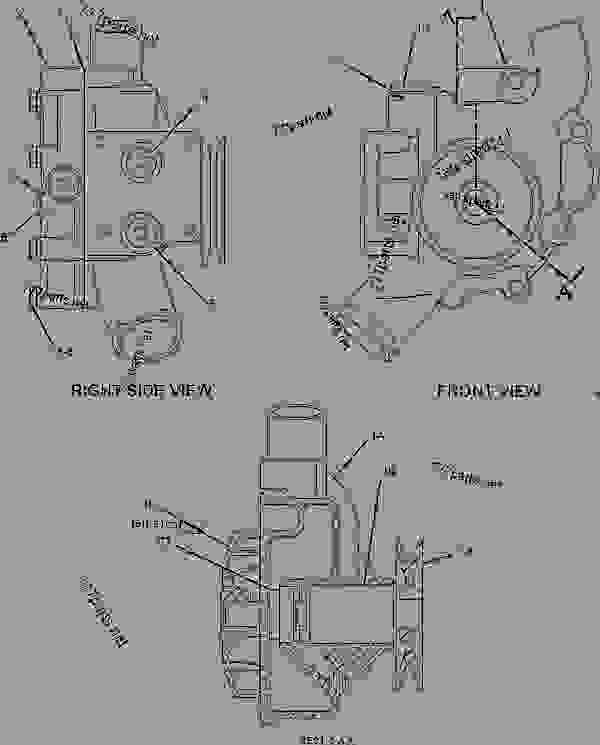 Cat 3126 Heui Pump Diagram
