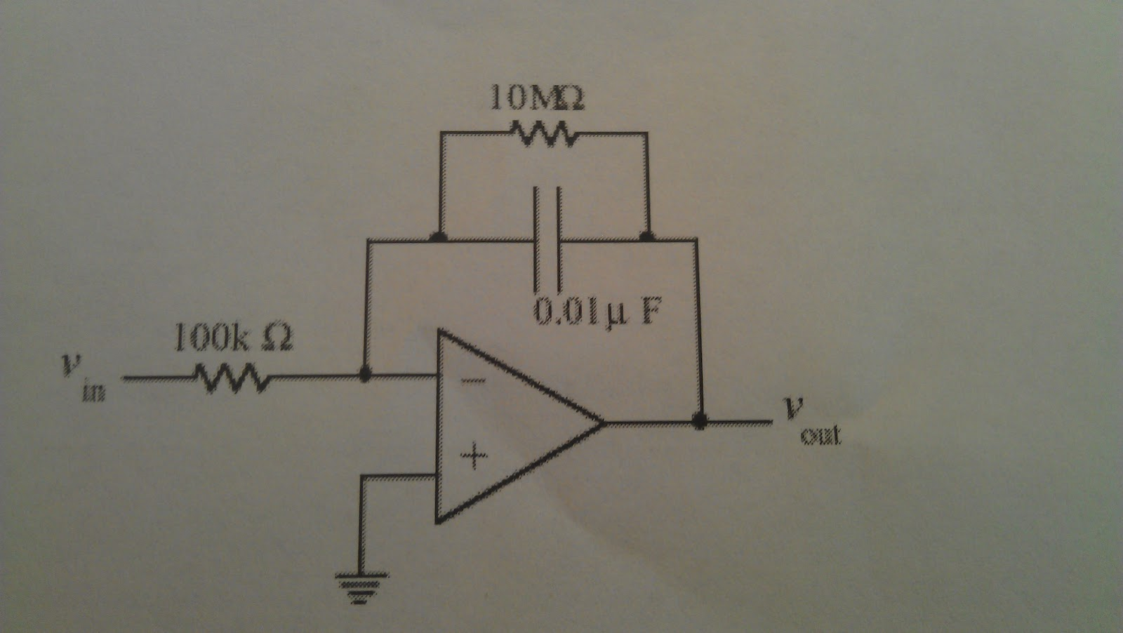 Opamp Lm324 And The Ideal Opamp Opamp Ideal Circuit Of An Op