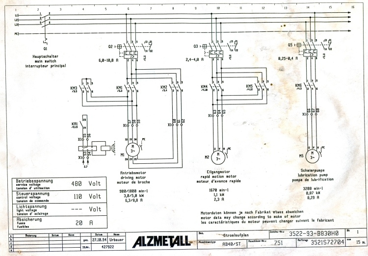 reverse contactor wiring diagram