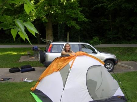 Josie's Tent
