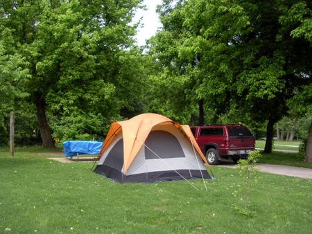 Randy's Tent