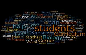 Word Cloud from KABT BioBlog
