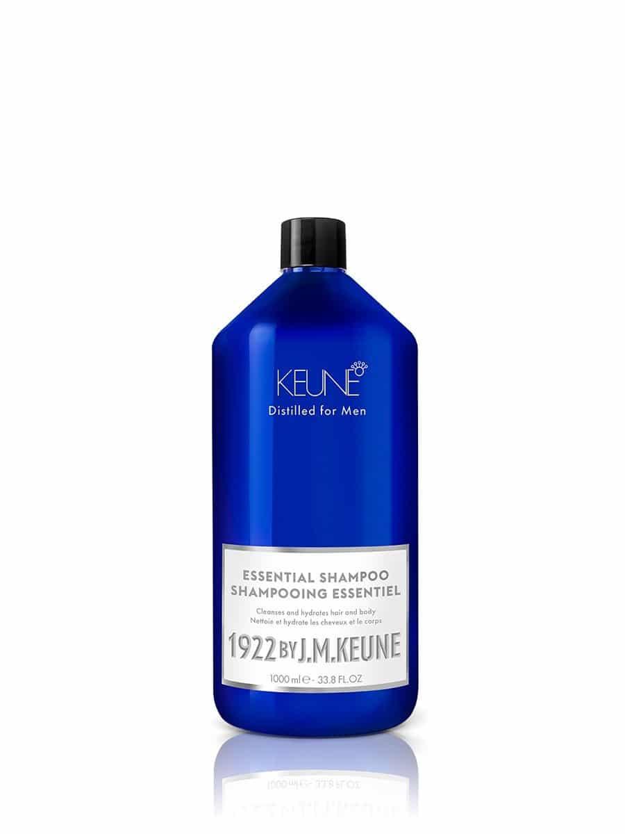 Keune 1922 Essentials Shampoo kabuki hair