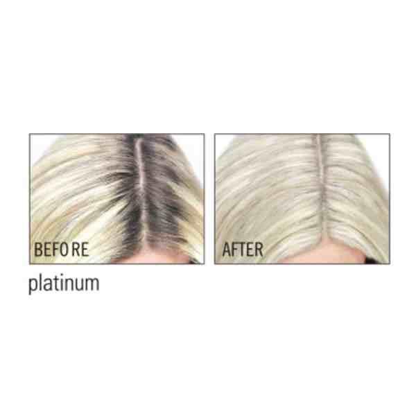 color wow platinum Kabuki Hair