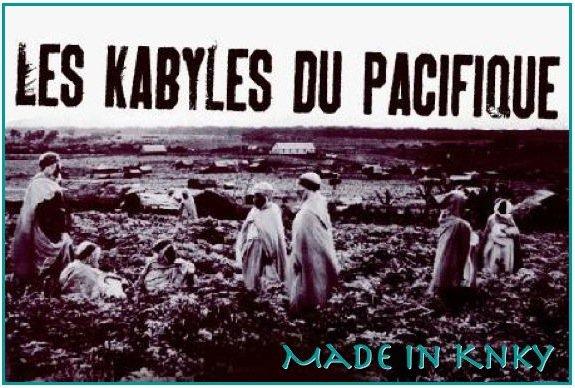 kabyles du pacifique