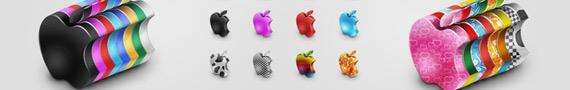 Iconos 3D gratis