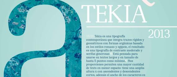 Tekia