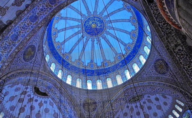 Blue Mosque Sultan Ahmed Istanbul Turki