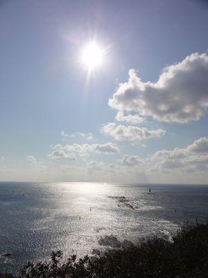 豆酘崎からの眺望
