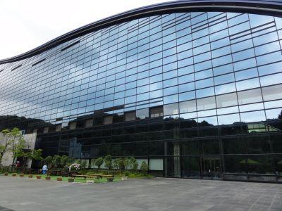 九州国立博物館の外観