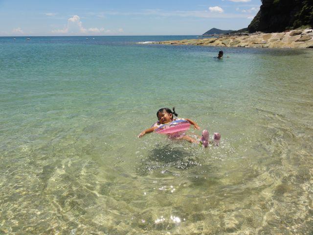 美津島海水浴場1