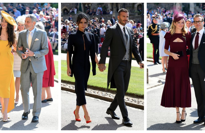 Fashion Royal Wedding